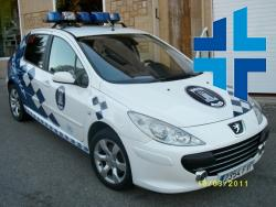 Peugeot 307 Policial